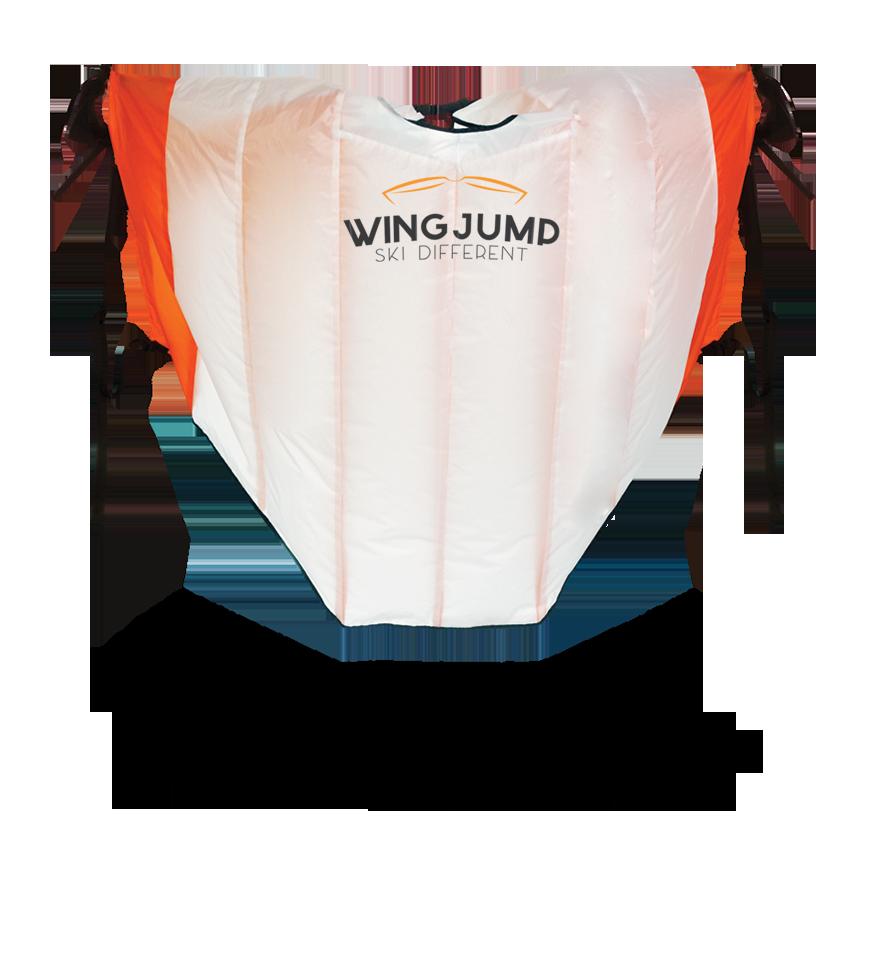 WINGJUMP ACTIV'AIR : stabilité et jeu avec l'air.