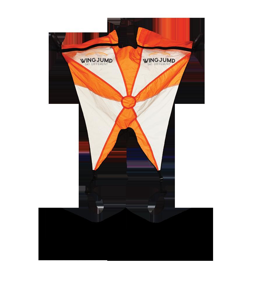 WINGJUMP ACTIV' : procure stabilité et sécurité à ski.